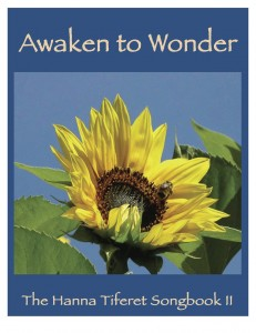 Awaken To Wonder - The Hanna Tiferet Songbook II